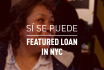 Our featured loan in NYC